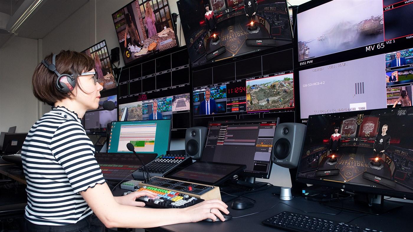 Tecnology - Broadcast Digital Service